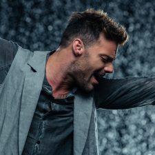Ricky Martin by Mauricio Candela