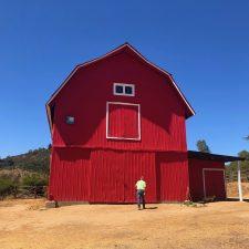 red barn copy